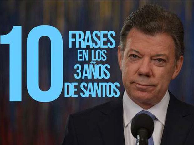 10 Frases Del Presidente Juan Manuel Santos Premio Nobel De