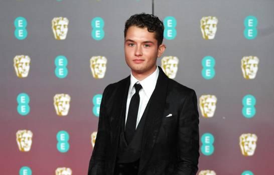 Rafferty Law asiste a la 73ª edición de los premios anuales de la Academia Británica de Cine en el Royal Albert Hall de Londres, Gran Bretaña, el 2 de febrero de 2020.FE/EPA/NEIL HALL