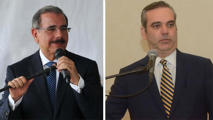 Danilo y Abinader apoyan diálogo | elTitular.do
